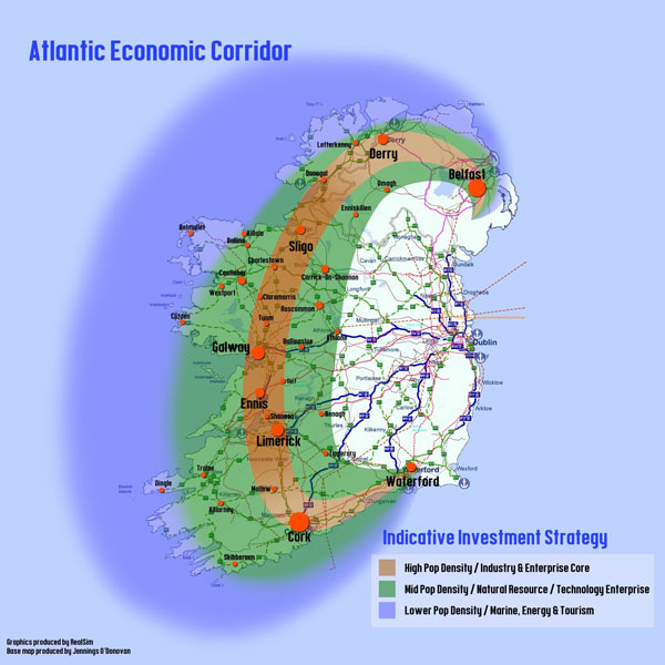 Atlantic Economic Corridor supporting investment and job creation in Galway East