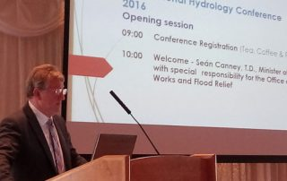 National Hydrology Conference 2016 which took place in the Hodson Bay Hotel, Athlone