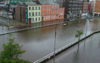 Presentation to Oireachtas members on Cork City Flood Relief Scheme