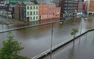 Presentation to Oireachtas members on Cork City Flood Relief Scheme