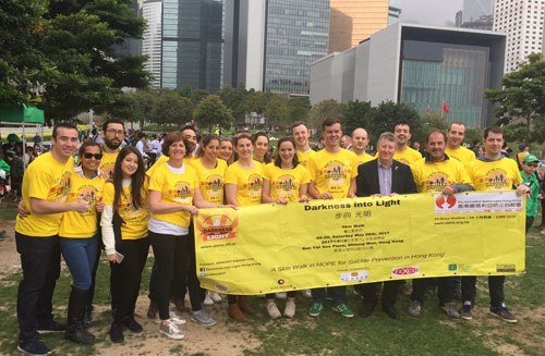 Darkness into Light Hong Kong 5km