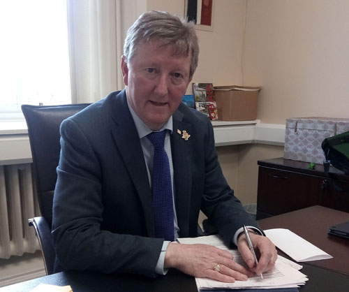Mother and Baby Homes - Dáil Counter Motion on Private Members' Business