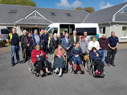 Tuam Irish Wheelchair Association