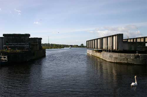 Portumna water quality