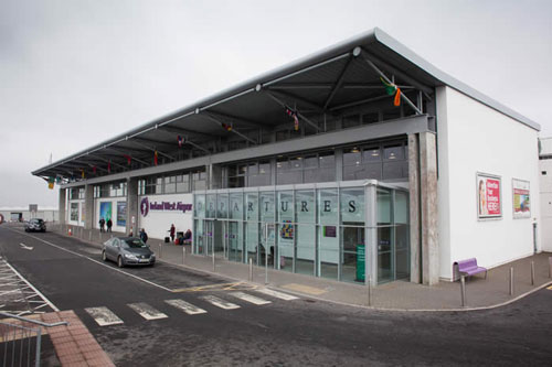 Canney welcomes funding for Knock Airport