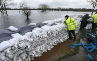 flood work funding