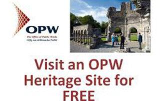 U12s go free at OPW sites