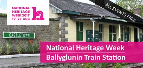 Ballyglunin Railway Restoration Project