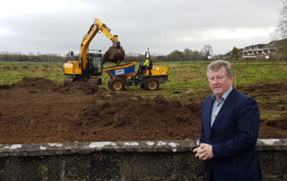 Work starts on new Tuam Fire Station