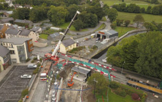 Canney welcomes progress on flood relief schemes