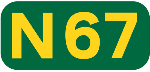 Canney welcomes funding for N67 Ballindereen to Kinvara Road