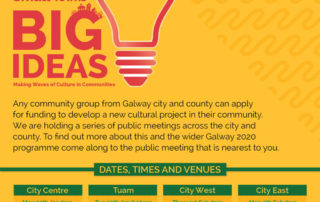Galway 2020 Small Towns Bid Ideas Programme