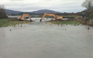 Kinvara flood relief
