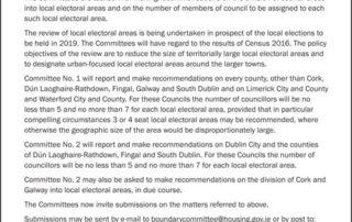 local electoral areas