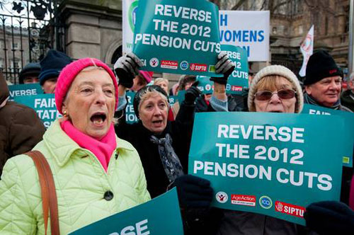 Welcome correction of pension anomaly