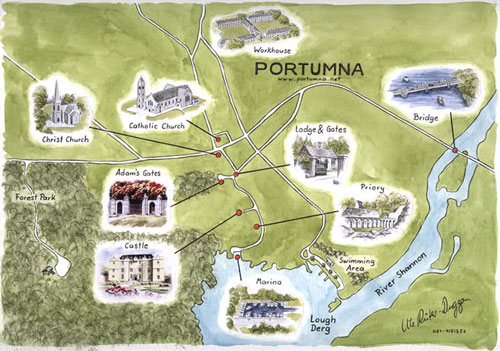 Portumna gets go-ahead for two new developments