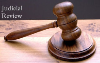 Reform of judicial review of strategic infrastructure projects