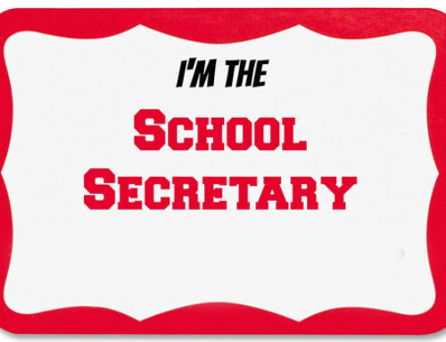 Pay disparity for school secretaries