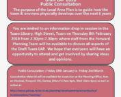 Draft Tuam Local Area Plan 2018