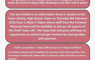 Draft Tuam Local Area Plan 2018
