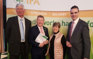 Importance of CAP underlined at IFA briefing