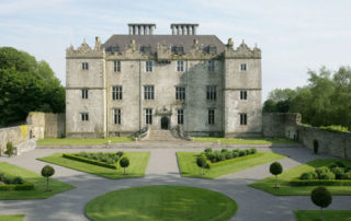 Portumna Castle receives boost as tea rooms open