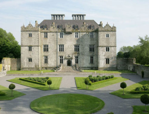 Portumna Castle is a major tourist attraction in Galway East