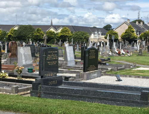 Major Donation to ensure Tuam Cemetery Records are recorded and put on Website