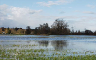 Funding for flood relief in Gurtymadden and Woodford