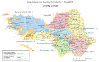 PROPOSED BOUNDARY CHANGES