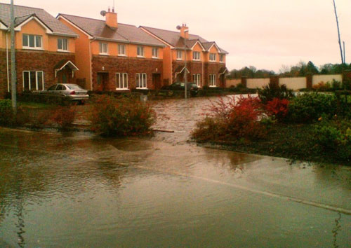 Sliabh Carran Housing Estate Gort