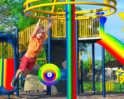 Galway Playgrounds benefit from Clár Funding