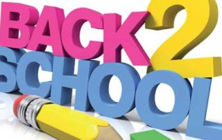 Back to School Clothing and Footwear Allowance