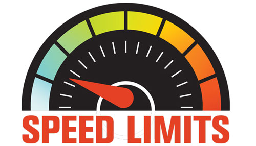 Have your say on Speed Limit Review