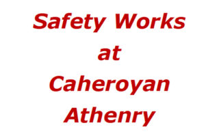Safety works at Caheroyan to commence shortly