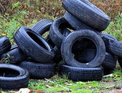 Canney Welcomes Collection Plans for Removing Stock Piles of Farm Tyres