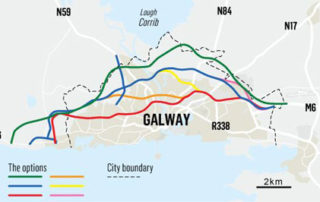 Galway City outer by-pass