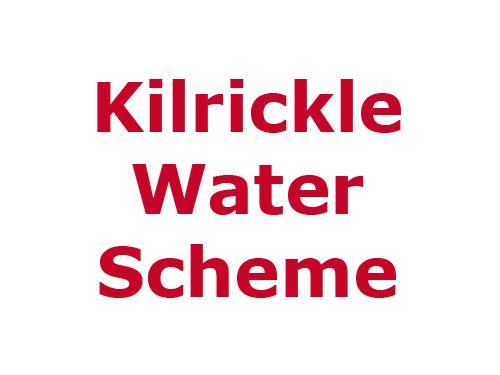 Kilrickle Water Scheme