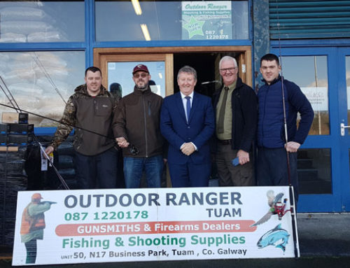 National Strategy for Angling Development helps to promote interest in recreational angling