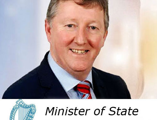 Statement from Seán Canney TD on his appointment as Minister of State for Rural Affairs and Natural Resources