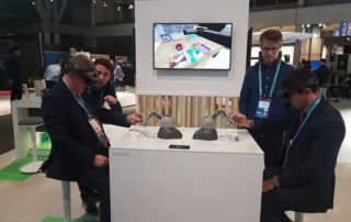 MINISTERIAL VISIT TO THE MOBILE WORLD CONGRESS
