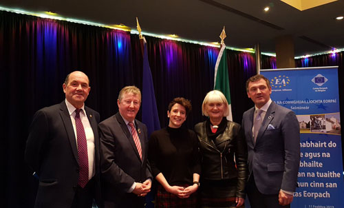European Alliance Group Seminar on Rural Revival
