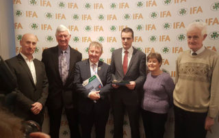 Irish Farmers' Association Meeting