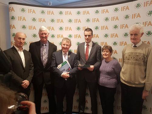 Irish Farmers' Association Meeting