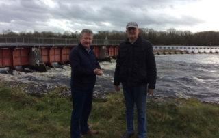MEELICK WEIR RESTORATION PROJECT GETS THE GO-AHEAD