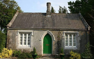 Portumna Castle Gate Lodge remains in State ownership.