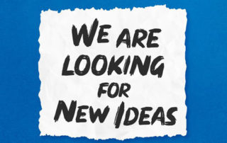 Social Entrepreneurs Ireland - Looking for New Ideas
