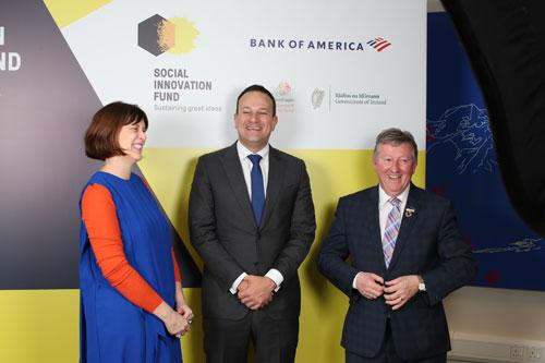 Mná na hÉireann Fund Launch at Dublin Castle