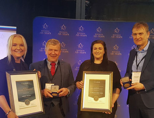 Business All-Star Awards by the All-Ireland Business Foundation