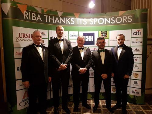 Romania Ireland Business Association ball in Bucharest